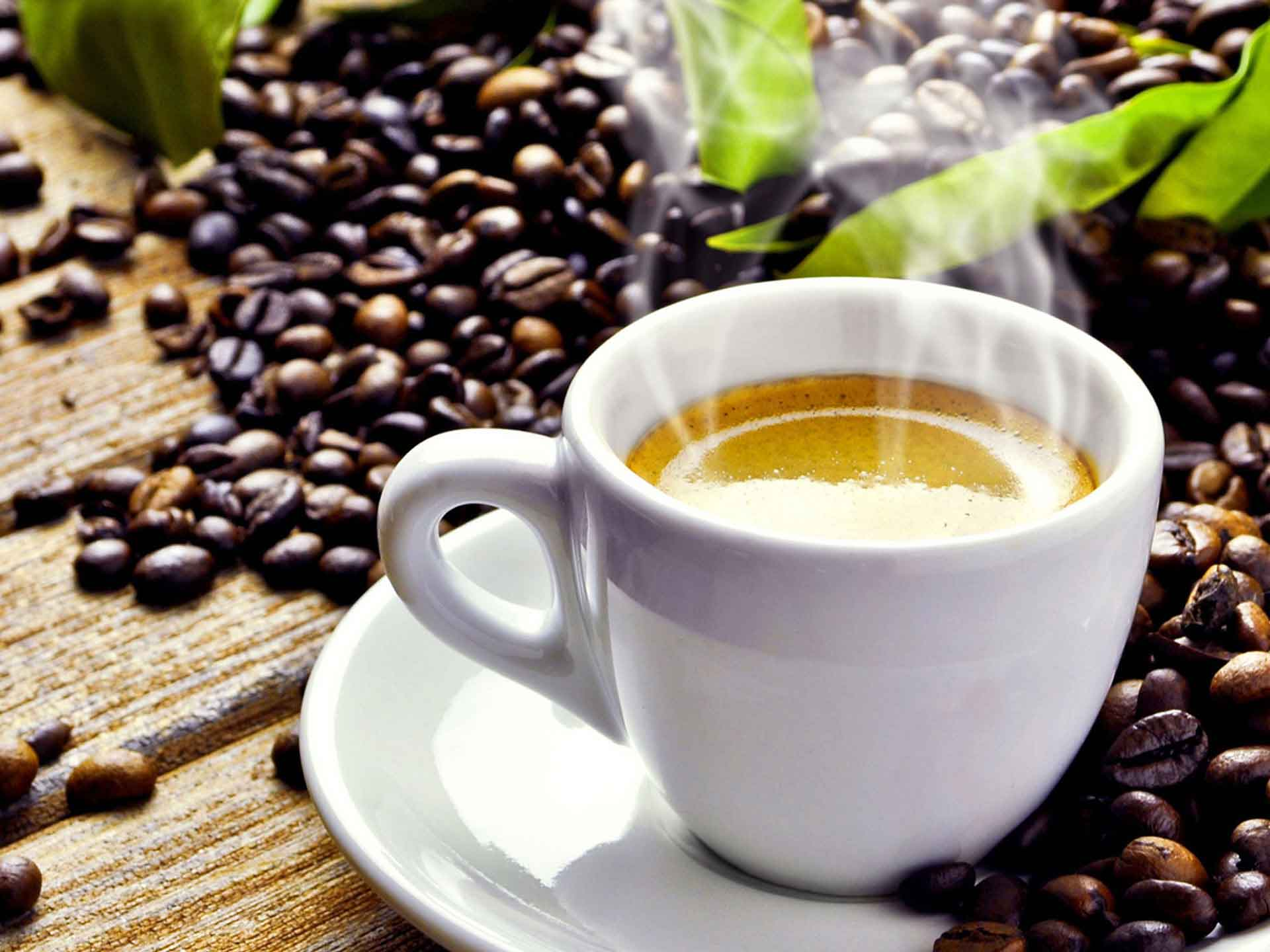 小さなカフェの常連さん